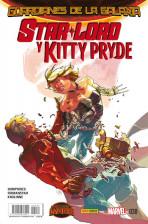 Guardianes de la Galaxia Vol.2 nº 30 - Secret Wars. Star-Lord y Kitty Pryde