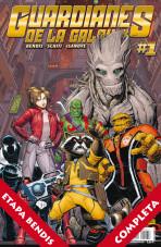 Guardianes de la Galaxia Vol.2 - v4 USA completo BENDIS -