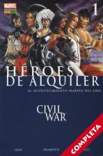 Héroes de Alquiler Vol.1 - Completa -