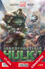 Indestructible Hulk Vol.1  -  volumen USA (Mark Waid) completo -