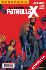 Lobezno y la Patrulla-X Vol.1 (& Spiderman y la Patrulla-X) - Completa -