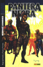 Pantera Negra Vol.1 nº 5 - Marvel Zombies