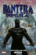100% Marvel. Pantera Negra - Imperio