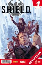 Agentes de S.H.I.E.L.D. Vol.1 - Completa -