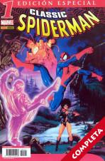 Classic Spiderman (Ed. Especial) Vol.1 - Completa -