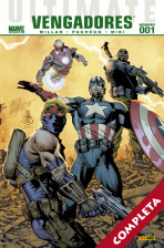Ultimate Comics: Vengadores Vol.1 - Completa -