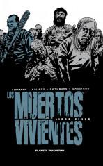 Los Muertos Vivientes (Integral) Vol.1 nº 5
