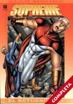 Supreme: El retorno Vol.1 nº Completa