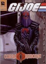 G.I.Joe Vol.1 nº 1 - Cobra reborn