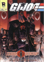 G.I.Joe Vol.1 nº 1 - Cobra reborn: Edición corregida