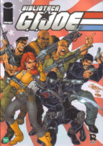 Biblioteca G.I. Joe Vol.1 nº 1