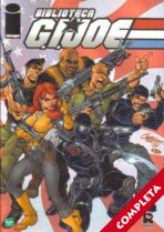 Biblioteca G.I. Joe Vol.1 - Completa -
