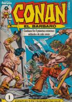Conan El Bárbaro Vol.1 Tomo 1