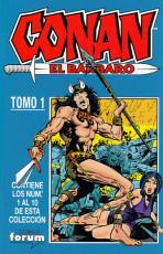 Conan El Bárbaro Vol.2 Tomo 1