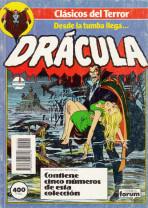 Drácula (Clásicos del Terror) Vol.1 Tomo 1