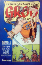 Groo, El Errante Vol.1 Tomo 4