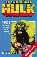 Hulk Vol.2 - Completa (Retapados)