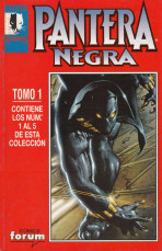 Marvel Knights: Pantera Negra Vol.1 Tomo 1