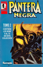 Marvel Knights: Pantera Negra Vol.1 Tomo 2