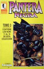 Marvel Knights: Pantera Negra Vol.1 Tomo 3