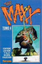 The Maxx Vol.1 Tomo 4
