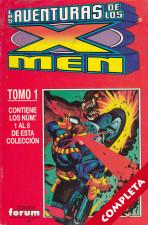 Las Aventuras de los X-Men Vol.2 - Completa (Retapados)