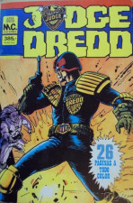 Judge Dredd / Juez Dredd Vol.1 Tomo 2