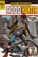 Robo-Hunter Vol.1 Tomo 1