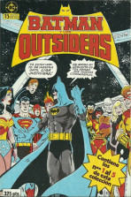 Batman y los Outsiders Vol.1 Tomo 1