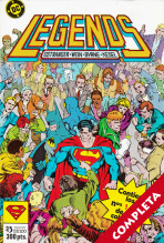 Legends Vol.1 - Completa (Retapados)
