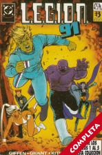 L.E.G.I.O.N. Vol.1 - Completa (Retapados)