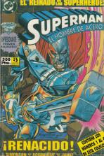 Superman: El hombre de acero Vol.1 Tomo 1