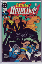 Detective Comics #612 - Firmado / Signed