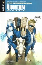 Quantum and Woody! Vol.1 nº 1 - El peor supergrupo del mundo