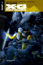 X-O Manowar Vol.1 nº 1 - Por la espada