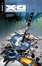X-O Manowar Vol.1 nº 2 - Llega Ninjak
