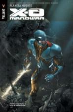 X-O Manowar Vol.1 nº 3 - Planeta Muerte