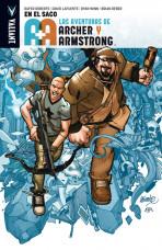 Las Aventuras de Archer y Armstrong Vol.1 nº 1 - En el saco