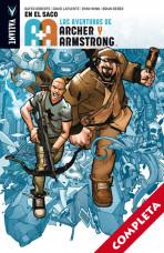 Las Aventuras de Archer y Armstrong Vol.1 - Completa -
