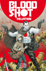 Bloodshot Salvation Vol.1 nº 1