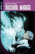 Doctora Mirage Vol.1 nº 1 - Desafía a la muerte