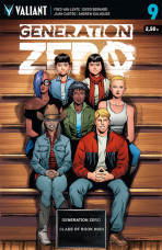 Generation Zero Vol.1 nº 0