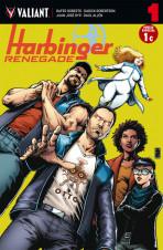 Harbinger Renegade Vol.1 nº 1