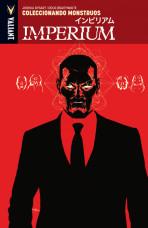 Imperium Vol.1 nº 1 - Coleccionando monstruos