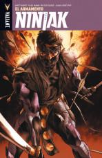 Ninjak Vol.1 nº 1 - El armamento