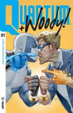 Quantum and Woody! Vol.1 nº 1