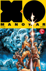 X-O Manowar Vol.1 nº 1