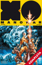 X-O Manowar Vol.1 (rústica) - Completa -
