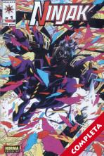 NinjaK Vol.1 - Completa -