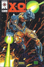 X-O Manowar Vol.1 nº 0